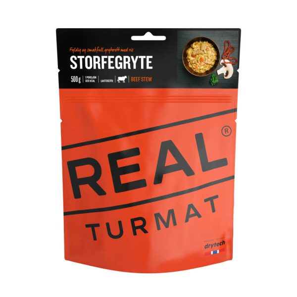 Real Turmat Vleesstoofpot