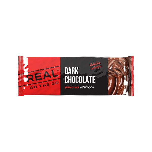 Real Turmat Dark chocolate bar