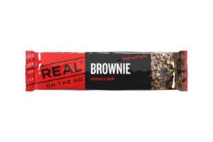 Brownie Energy Bar - Real Turmat