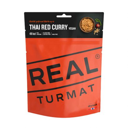 Real Turmat Thaise Rode Curry