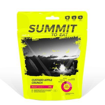Summit to Eat Custard Appel Crunch