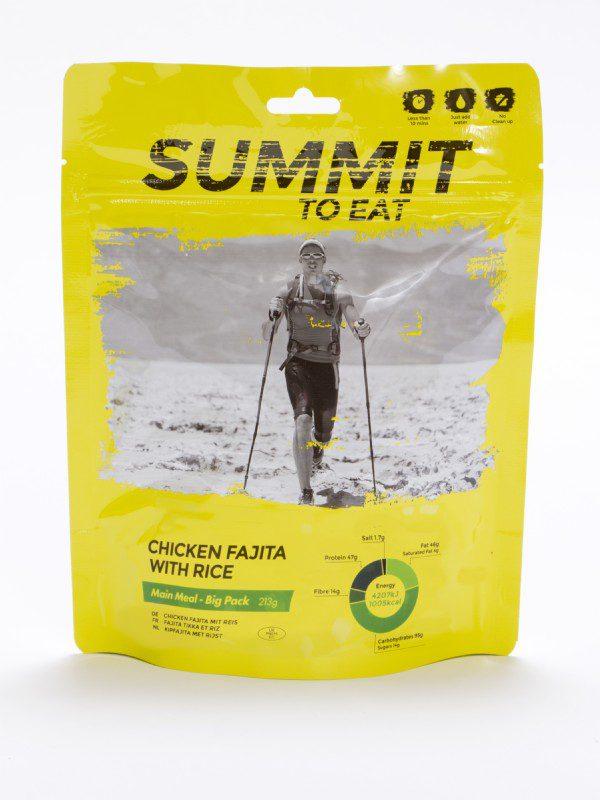 Summit to Eat Kip Fajita Met Rijst