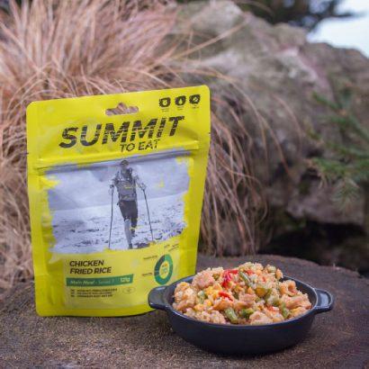 Summit to Eat Kip Gebakken Rijst