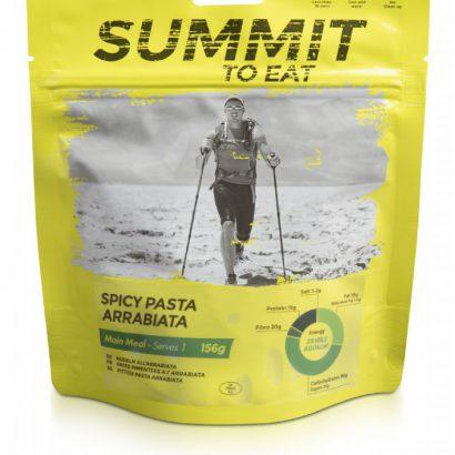 Summit to Eat Pittige Pasta Arrabiata