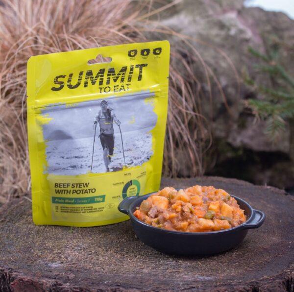Summit to Eat Rundvlees en Aardappel Stoofpot