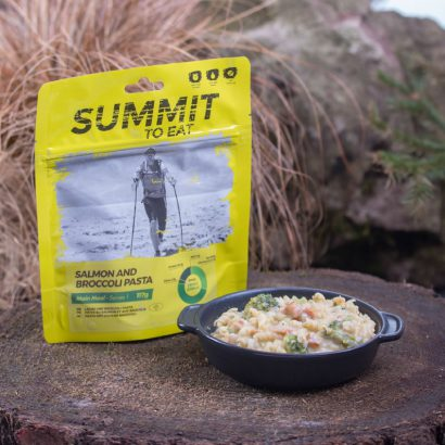 Summit to Eat Zalm En Broccoli Pasta