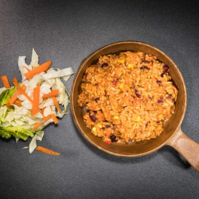 Tactical Foodpack Rijst met groenten