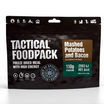 Aardappelpuree met spek - Tactical Foodpack