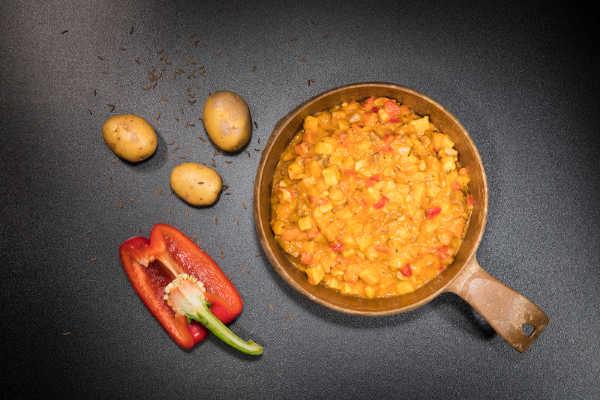 Tactical Foodpack Rundvlees en Aardappelpot
