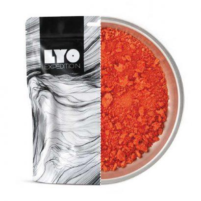 Lyo Food tomaat en peper crèmesoep