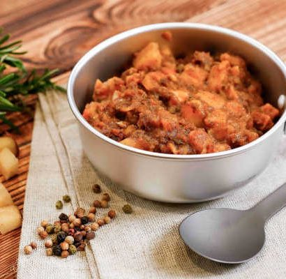 Rundvlees en Aardappel Hutspot - Expeditie Foods