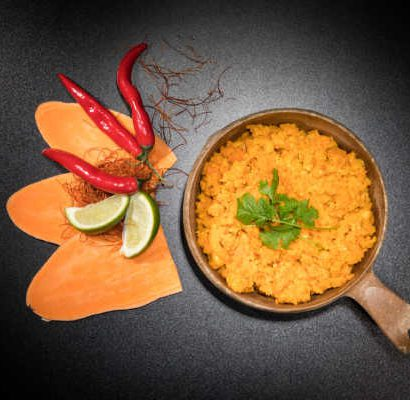 Tactical Foodpack Zoete Aardappel Curry