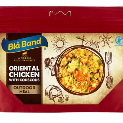 Blå Band Oosterse kip met couscous