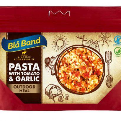 Blå Band Pasta met tomaat en knoflook