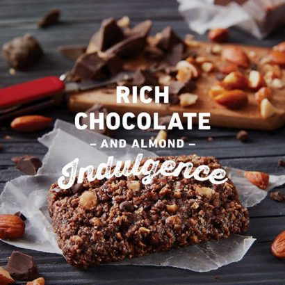 Chocolate Almond Fudge - Clif Bar Energiereep