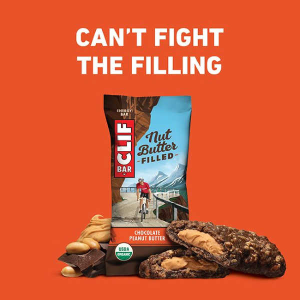 Clif Bar Nut Butter Filled Energiereep