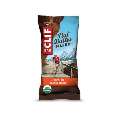 Chocolate Peanut Butter - Clif Bar Nut Butter Filled Energiereep
