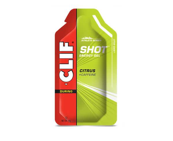 Citrus - Shot Energy Gel - Clif Bar