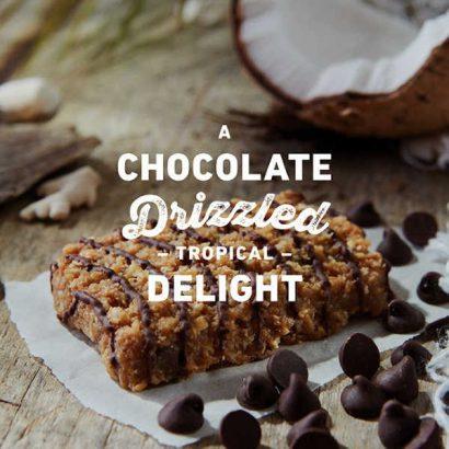 Coconut Chocolate Chip - Clif Bar Energiereep