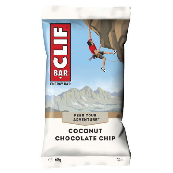 Coconut Chocolate Chip - Clif Bar Energiereep