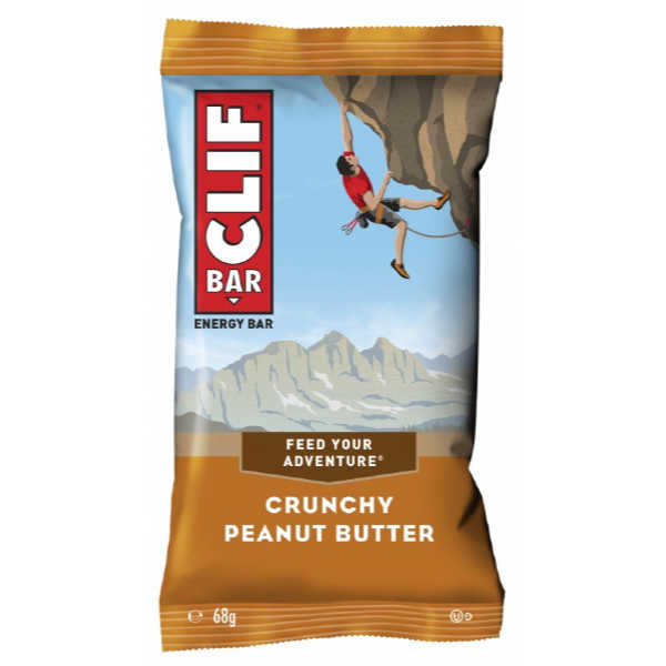 Crunchy Peanut Butter - Clif Bar Energiereep