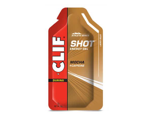 Mocha - Shot Energy Gel - Clif Bar