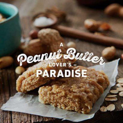 Peanut Butter - Clif Bar Nut Butter Filled Energiereep