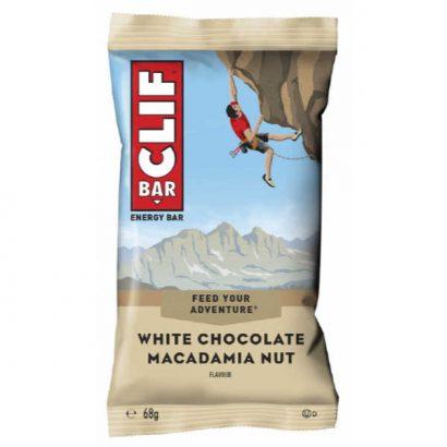 White Chocolate Macadamia - Clif Bar Energiereep