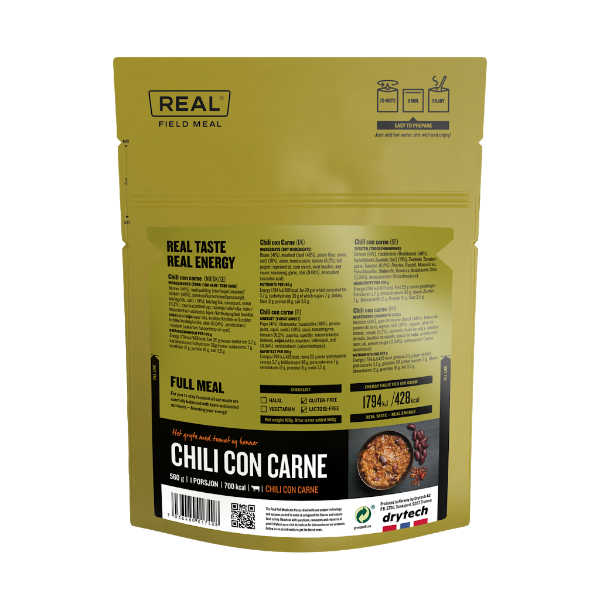 Chili con Carne - Real Field Meal