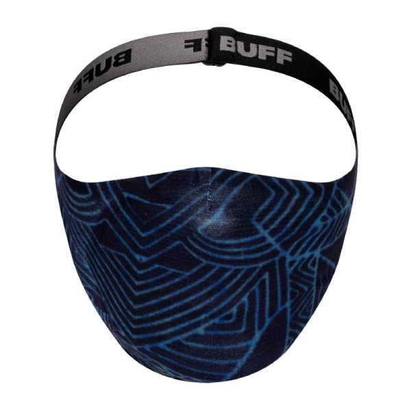 BUFF® Child Face Mask Kasai Blue - Mondmasker
