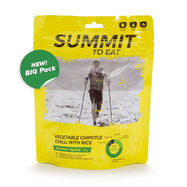 Chipotle Chilli Met Rijst - Big Pack - Summit to Eat