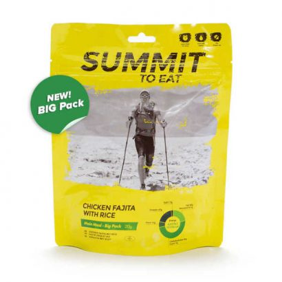 Kip Fajita Met Rijst - Big Pack - Summit to Eat