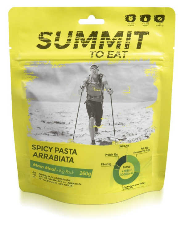 Pittige Pasta Arrabiata - Big Pack - Summit to Eat