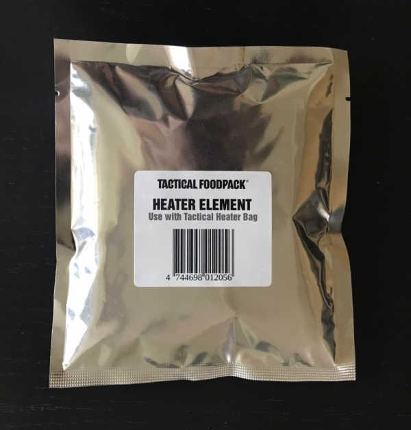Tactical Heater Element - Tactical Foodpack
