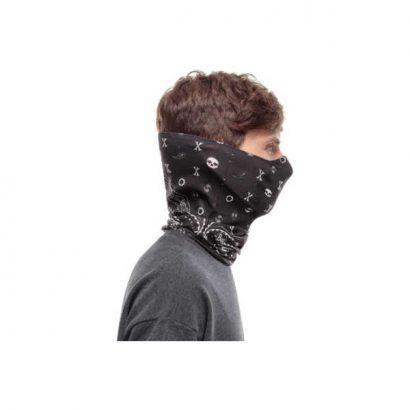 BUFF® Filter Tube M-Cashmere Black XS_S – Mondmasker