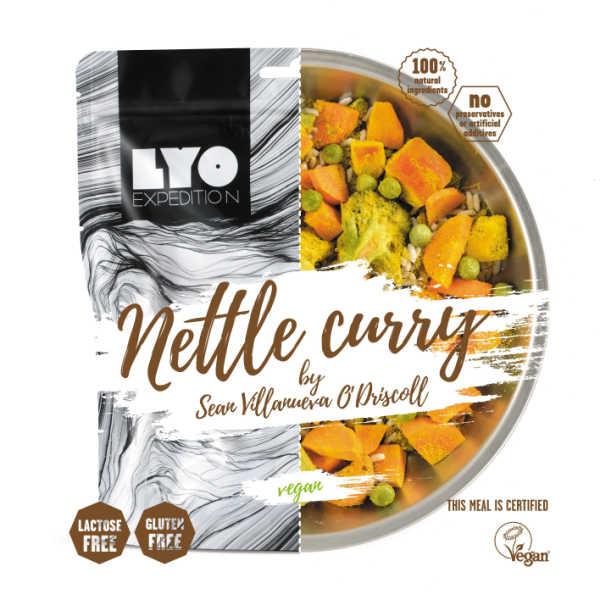 Brandnetel Curry - Lyo Food