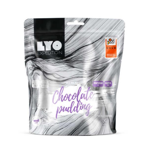 Chocolade Pudding - Lyo Food