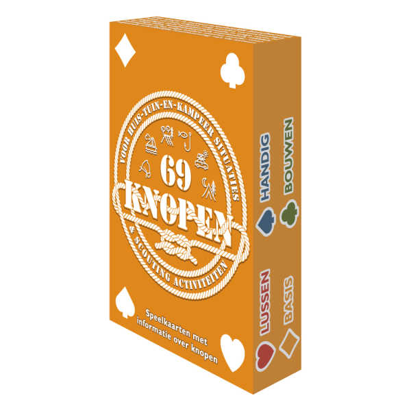 Speelkaarten - 69 Knopen