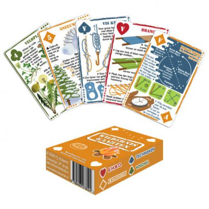 Speelkaarten - Wilderniskaarten