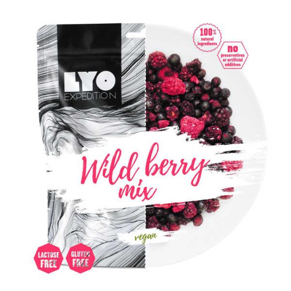 Wilde Bessen Mix - Lyo Food