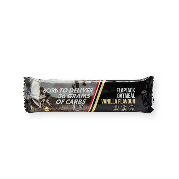 Flapjack Oatmeal Bar Vanilla - Born Sportscare
