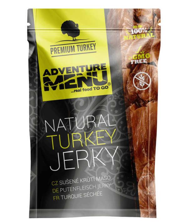 Turkey Jerky - Adventure Menu
